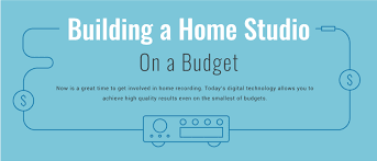 Building A Home Studio On A Budget Tunecore