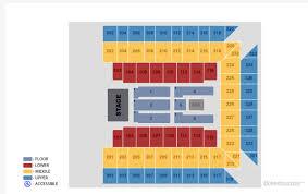 Royal Farms Seating Chart Mary J Blige Nas Royal Farms Arena