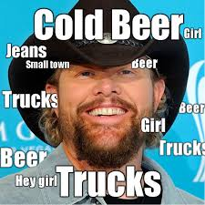 Cold Beer Girl Jeans Small town Trucks Hey girl - Meme Collection via Relatably.com