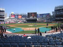 Yankee Stadium View From Legends 20 Vivid Seats