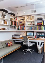contemporary home office by patrick brian jones pllc bedroom guest office combination