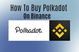Open a margin account, if you haven't already. How To Buy Polkadot Dot On Binance In 5 Steps Free Bitcoin Life