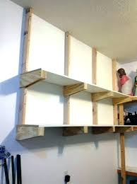 wooden garage shelves build garage storage shelves wall storage shelves garage storage wall shelves how to