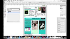 indesign dynamic content scrolling frames