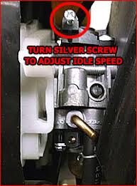 pocket bike usage and technical support at minipocketrockets 4 stroke bike idle screw