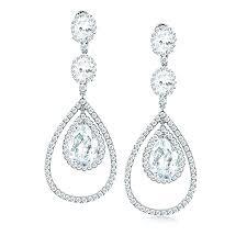 costume jewelry chandelier earrings photo 1 of 12 bling jewelry fancy cz triple teardrop chandelier earrings costume jewelry chandelier earrings