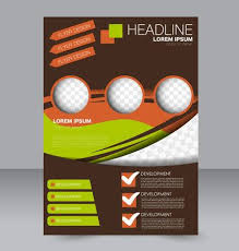 Free Report Cover Page Template Adorable Brochure Template Business Flyer Annual Report Cover Editable