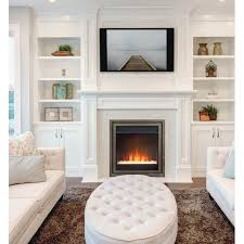 never considered installing an electric fireplace into the master bedroom pacific heat