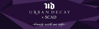 urban decay logo. during this project i collaborated with other scad students of all different majors to give urban decay free standing stores a little make-over. logo