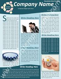 sample company newsletter free microsoft word newsletter template newsletter templates free