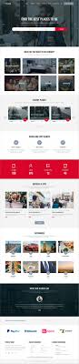 Template For Directory Prolist Is Clean And Modern Design 5in1 Responsive Bootstrap