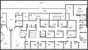 design office space layout. West Wing Space Layout Circa 1990 P14974 04 Design Office