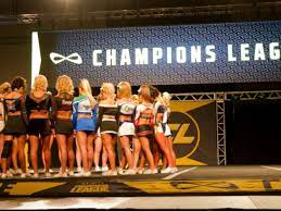 nfinity chions league 2 cheerleading