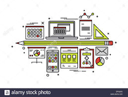 Accounting Financial Data Web Database With Business Graph Tax