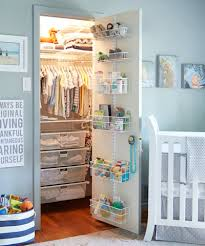 15 Nursery Closet Organizer Ideas Small Room Ideas Baby Closet Organizer