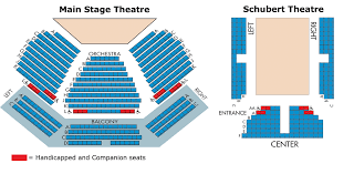 Act Theatre Seating Chart The Labuda Center