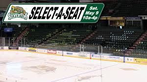 Select A Seat Is Today At Xfinity Arena Everett Silvertips