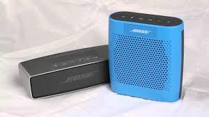 bose soundlink blue. bose soundlink mini vs color | h2techvideos - youtube blue