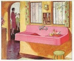 farm girl pink standard plumbing fixtures the perfect