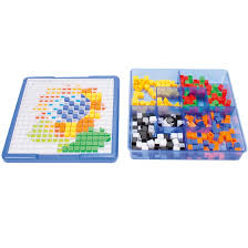 "<b>Развивающая игра Beleduc</b> ""<b>Мозаика</b>"" 12, цвет мульти, код ..."