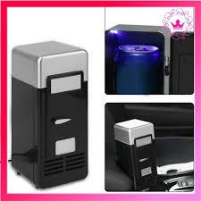 Tủ Lạnh Mini Cắm Sạc Usb Cho Xe Hơi / Tàu Thuyền