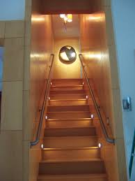 stair lighting ideas. Exciting Basement Stair Lighting Ideas Pics Decoration