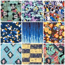 Lularoe Disney Patterns