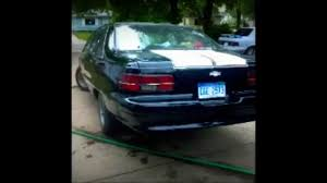 93 Chevy caprice classic - YouTube