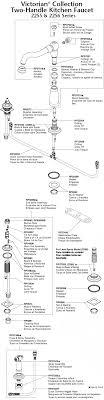 Delta Kitchen Faucet Models Plumbingwarehousecom Delta Kitchen Faucet Parts For Model 2155
