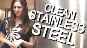 The Best Way To Clean Stainless Steel Appliances How To Clean Stainless Steel Appliances Easy Kitchen Cleaning