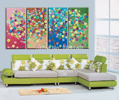 art for home office. artwork for office walls contemporary abstract oil painting blue yellow white black art home