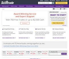 Scottrade Stock Quotes Scottrade Review Stock Market Today 25