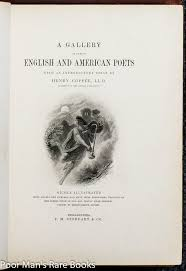 a gallery of famous english and american poets an a gallery of famous english and american poets an introductory essay by henry coppee
