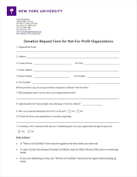 Sample Donation Form 9 Donation Application Form Templates Free Pdf Format