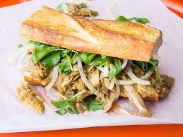 salvadoran turkey sandwich panes con