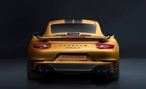 2018 porsche turbo s exclusive. perfect 2018 there is also a matching porsche wristwatch available for those who like  colorcoordinating everything this exclusive ride limited to only 500 vehicles  to 2018 porsche turbo s