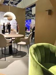tradition at the stockholm furniture fair pictured is the palette coffee table