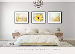 gallery wall prints bedroom wall decor