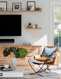 bench under tv cabinet design ideas