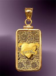 gold bar pendant pcm8 l058 touch to zoom