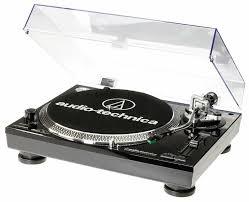 <b>Виниловый проигрыватель Audio</b>-<b>Technica</b> AT-LP120-USBHC ...