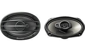 pioneer speakers 6x9. pioneer ts-a6964r front speakers 6x9 n