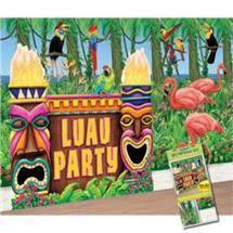 <b>Luau</b> & <b>Hawaiian Party</b> Supplies