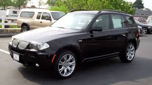 Coupe Series bmw x3 3.0 si : 2008 BMW X3 3.0si AWD Sport @ Manheim Imports - YouTube