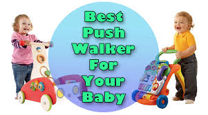 9 Best Baby Push Walker To Help Your Child Learn To Walk • BabyDotDot
