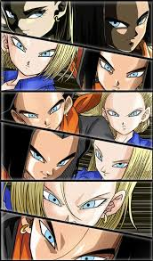 Here are the best places to find new wallpapers and make your android phone or tablet happy again. Android 17 Android 18 01 Wallpaper By Zeus2111 On Deviantart