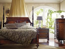 Stanley Bedroom Furniture Furniture British Colonial Poster Bed In Caribe 020 13 4