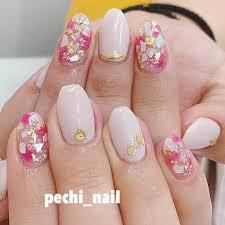 At Pechinail Pechi Pechinail Nail Nails Nailstagram ネイ