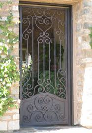 front door gateAngels Ornamental Iron Gallery  Orange County CA  Ornamental