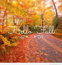 hello fall autumn cover card hd